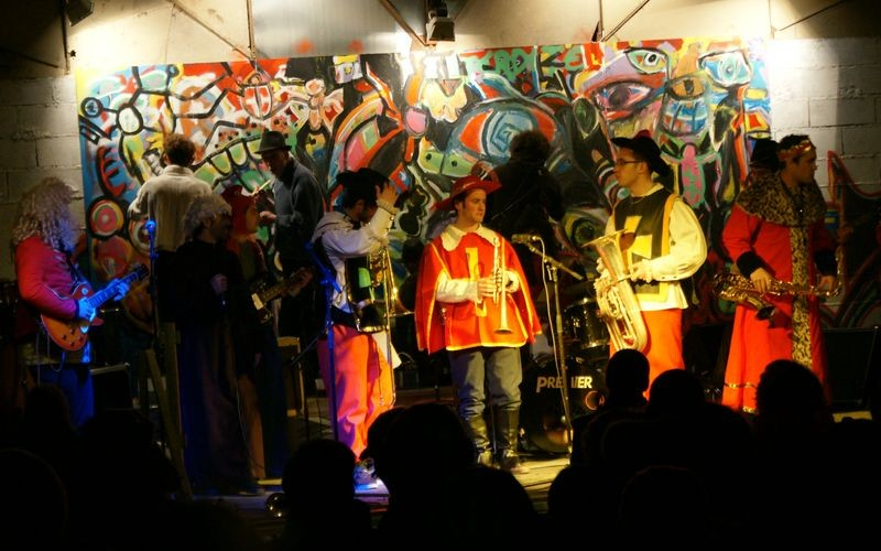 bernard's band