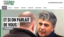 site de campagne de David Habib municipale pau 2014