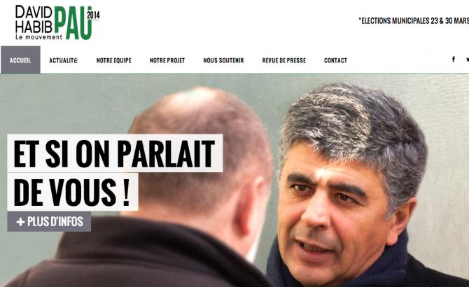 site david habib